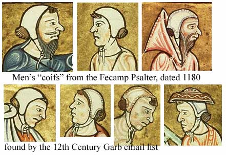 Shoes and Headwear - Exploring the Middle Ages 993e9cacc2a