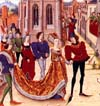 A wedding from 1468