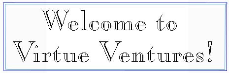 Welcome to Virtue Ventures